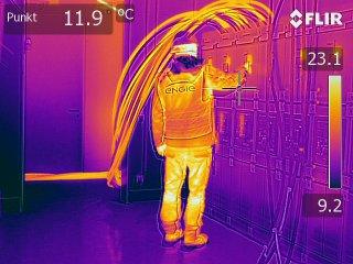 Elektrothermografie Deutschland Schweiz Österreich Spanien Mallorca