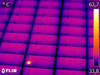 ThermoDrone Thermografie aus der Luft Mallorca Deutschland