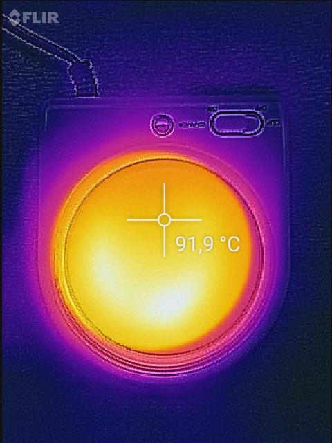 Wärmeplatte